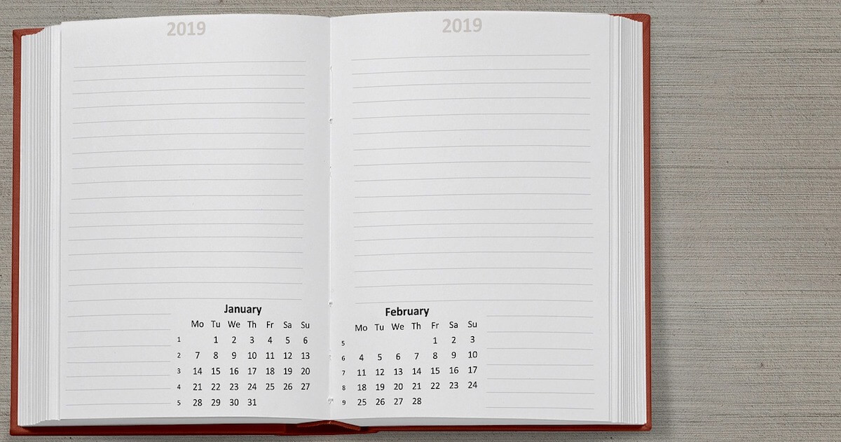 a planner to schedule the many events happening in January 2019 around Lafayette, CO